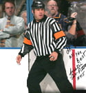 Justin St. Pierre Professional Hockey Referee